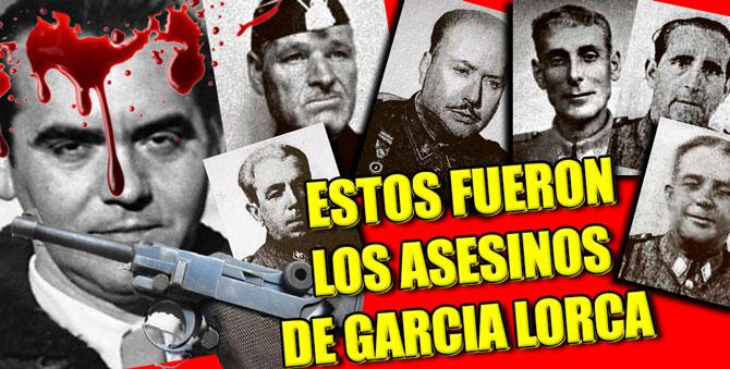 Estos fueron los asesinos de García Lorca - artículo de Miguel Caballero Pérez publicado en enero de 2020 en Canarias semanal 2464_lorca
