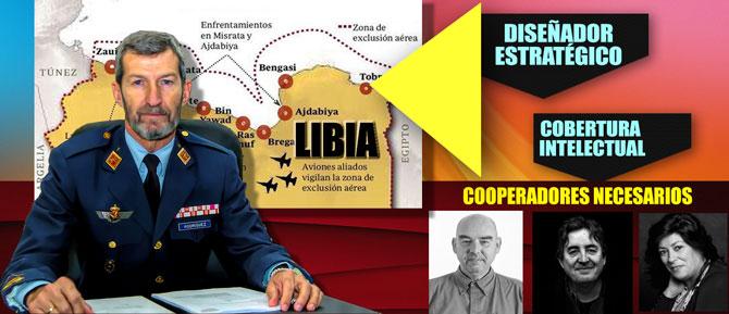 """La actual tragedia Libia y la responsabilidad de nuestra """"progresía postmoderna"""""""