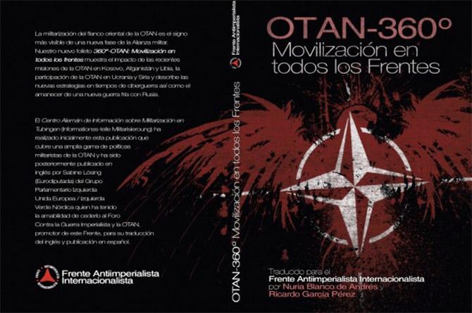 OTAN-360º. Movilización en todos los frentes - Varios autores - libro traducido por el Frente Antiimperialista e Internacionalista (FAI) - formato pdf 1400_otant