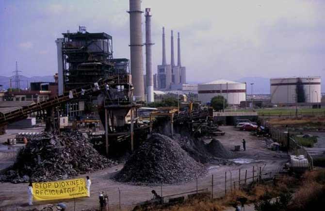 Resultado de imagen de incineradoras de residuos