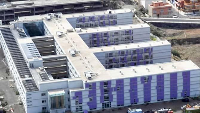 Resultado de imagen de hospital del norte tenerife
